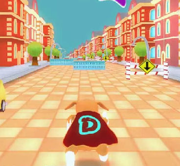 Dog Rush Runner