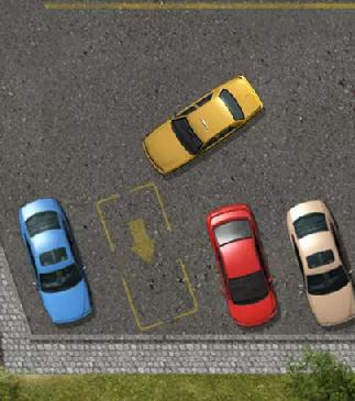 Park The Taxi