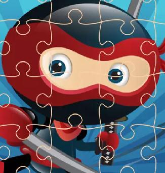Stickman Jigsaw